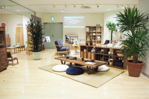 カリモク家具 神戸ショールーム